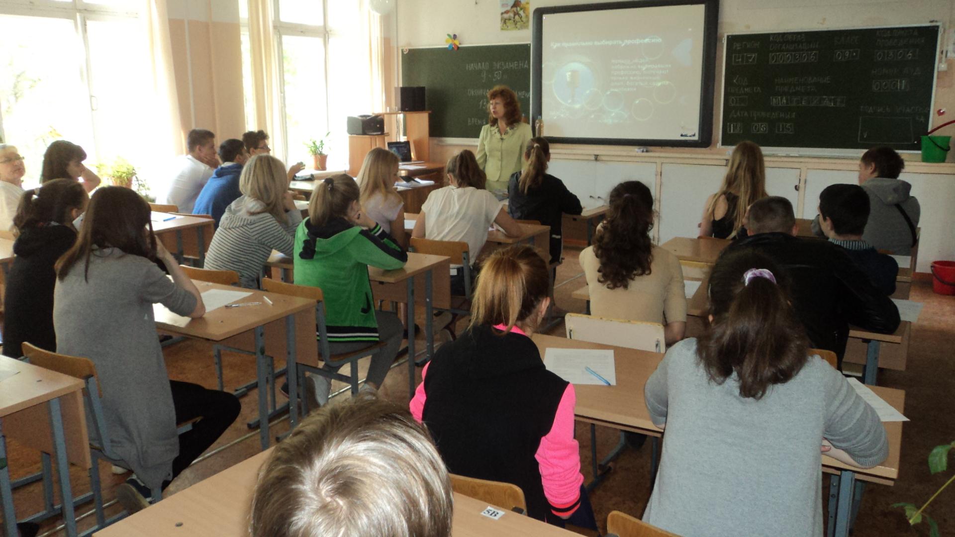 Работа Волховских школьников в дни каникул (лето 2015 г.)