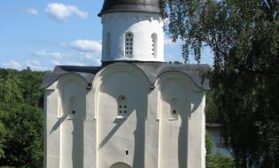 Церковь Святого Георгия в Старой Ладоге